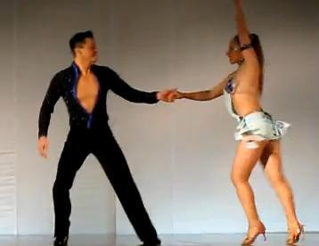 Liz Rojas Video 1