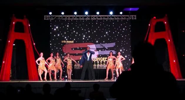Spartan Mambo Performance Team Video 1