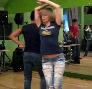 Victoria Ruskovoloshina Video 2