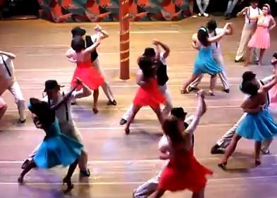 Rica Sensacion Video 1