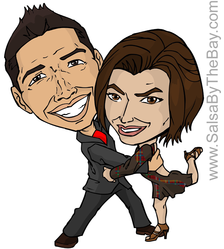 Ricardo Tellez and Tianne Frias