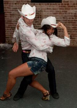 Corey Raynor & Mireille Ruiz