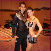David Nieto & Charlene Rose