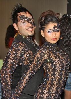 Zeke Ruvalcaba & Kathy Reyes