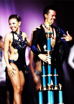 David Zepeda & Paulina Posadas