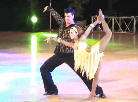 Eric Caty & Kelly Lannan Video 3