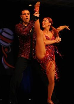 Eric Caty & Kelly Lannan
