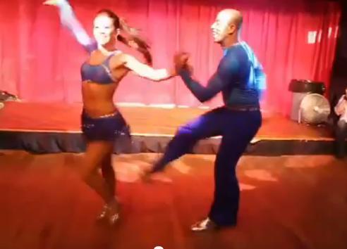 Jhon Rodriguez & Johanna Vasquez Video 1