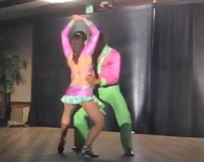 Jhon Rodriguez & Johanna Vasquez Video 2