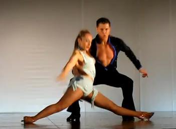 John Narvaez & Liz Rojas Video 1