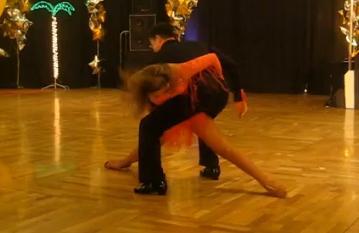 John Narvaez & Liz Rojas Video 2