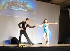 John Narvaez & Liz Rojas Video 3