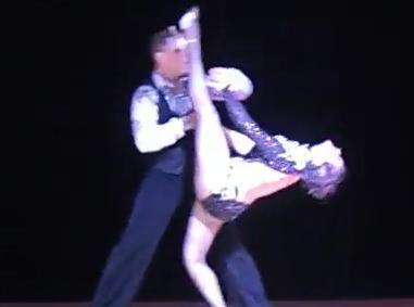 Luis Aguilar & Anya Katsevman Video 1