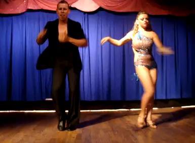 Luis Aguilar & Anya Katsevman Video 2