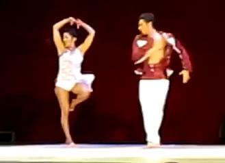 Marco Ferrigno & Natalia Lopez Video 1