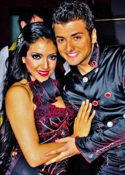 Marco Ferrigno & Natalia Lopez