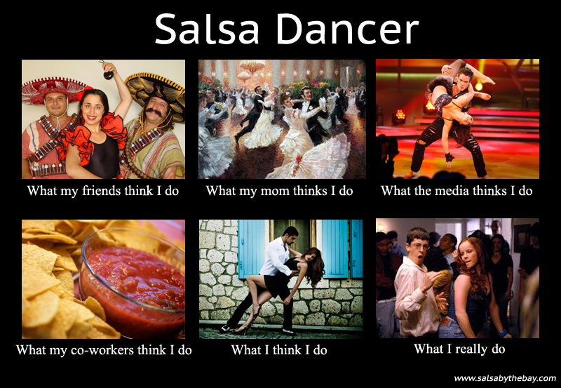 Salsa Dancer Meme