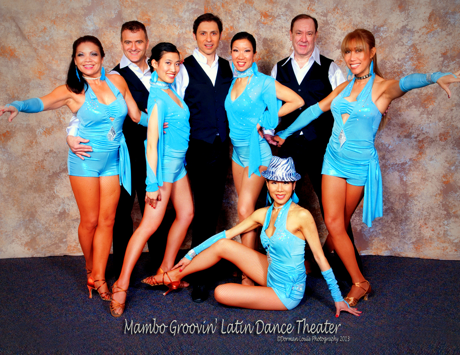 Mambo Groovin' Latin Dance Theater