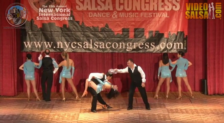 Mambo Groovin' Latin Dance Theater Video 2