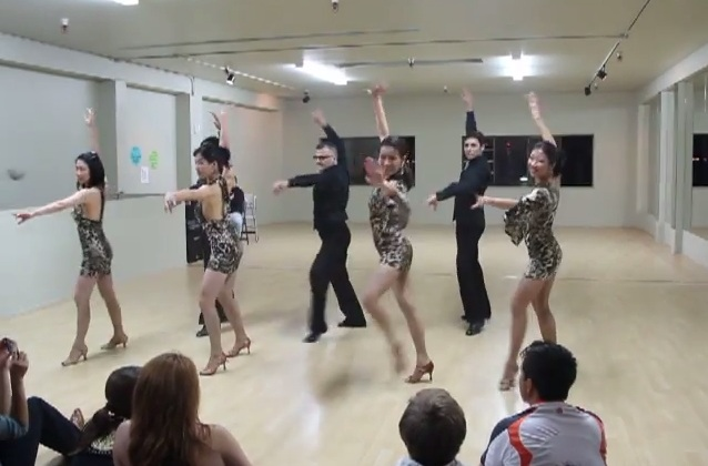 Mambo Groovin' Latin Dance Theater Video 3