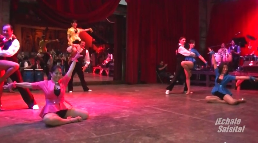 Mambo Groovin' Latin Dance Theater Video 1