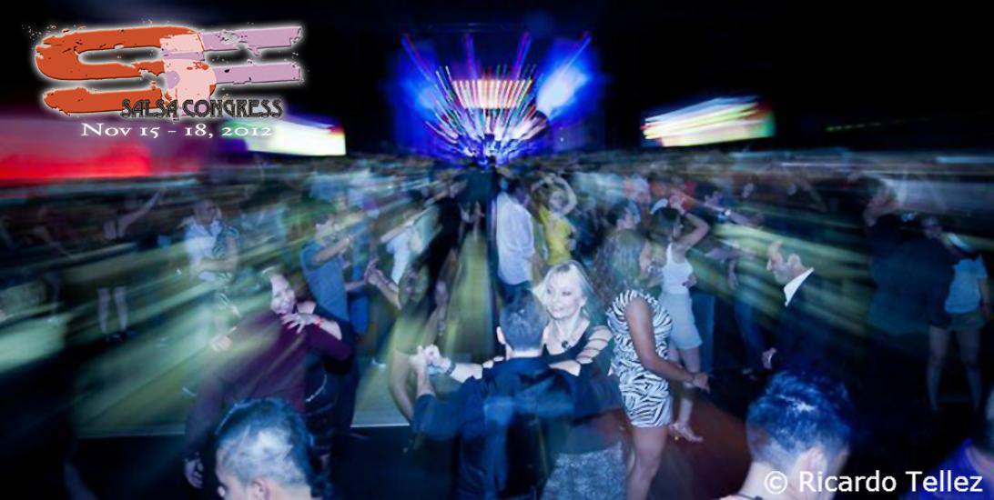 SF Salsa Congress 2012 Promo