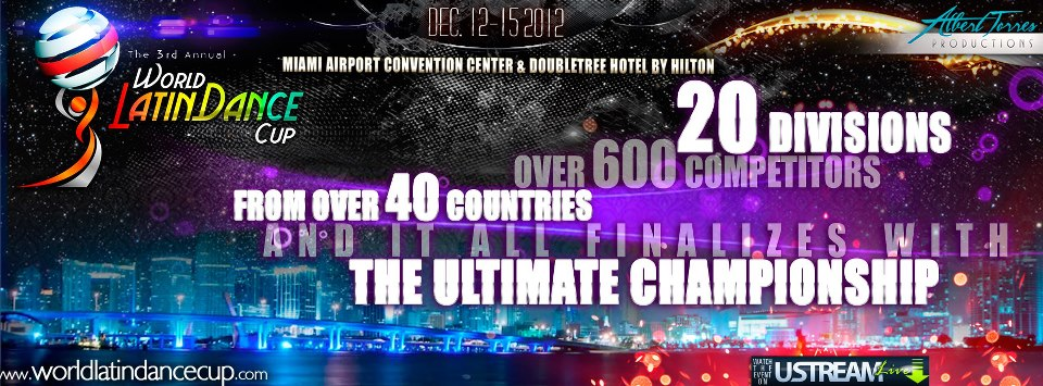 World Latin Dance Cup 2012
