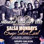 Salsa Mondays Azucar, Grupo Salson