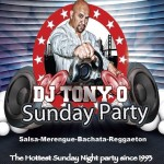 DJ Tony O Sunday Party