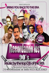 Roccapulco 90s Party