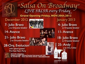 Salsa On Broadway