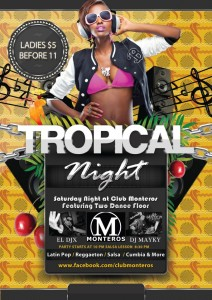 Tropical Night Monteros