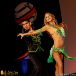World Latin Dance Cup 2013 Amanda & Gabriel