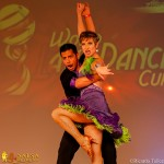 World Latin Dance Cup 2013 Isabel Hawkins & Jonathan