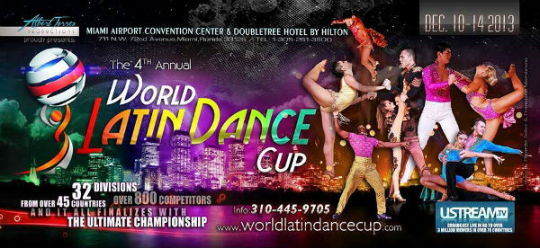 World Latin Dance Cup 2013