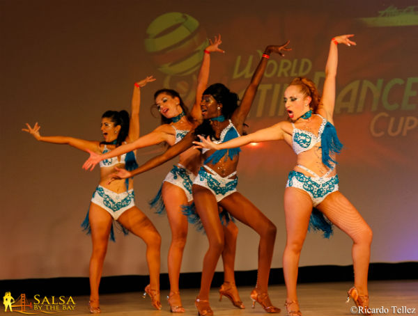 2013 World Latin Dance Cup