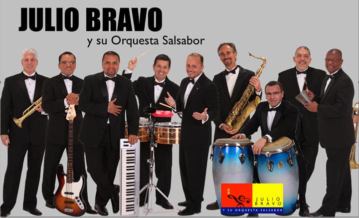 Julio Bravo y su Orquesta Salsabor