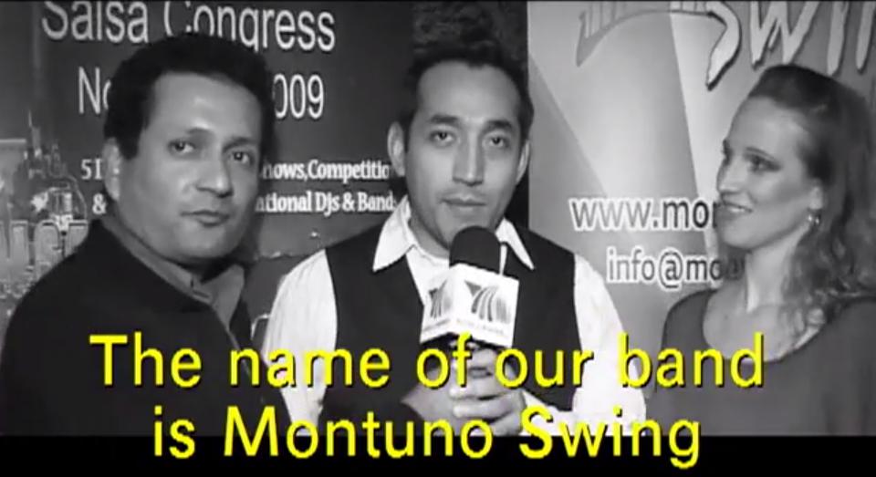 Montuno Swing Video 1