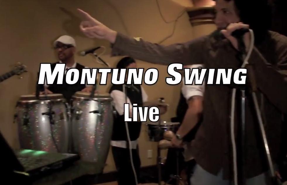 Montuno Swing Video 2