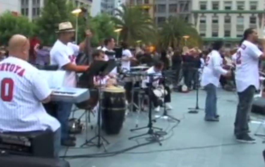 Orquesta Borinquen Video 2