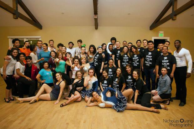 College Salsa Congress 2014