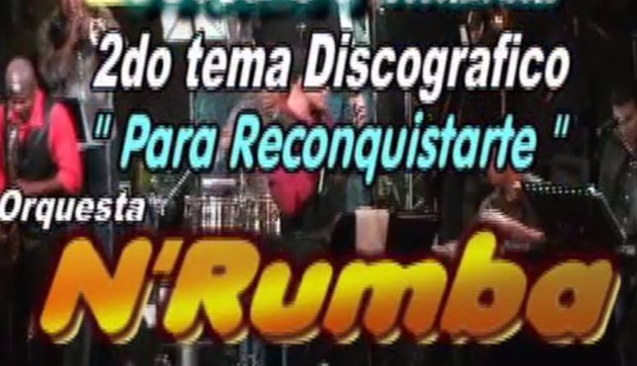 Orquesta N'Rumba Pa'gozar Video 1