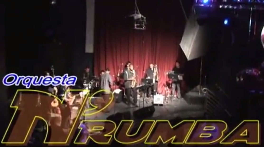 Orquesta N'Rumba Pa'gozar Video 3