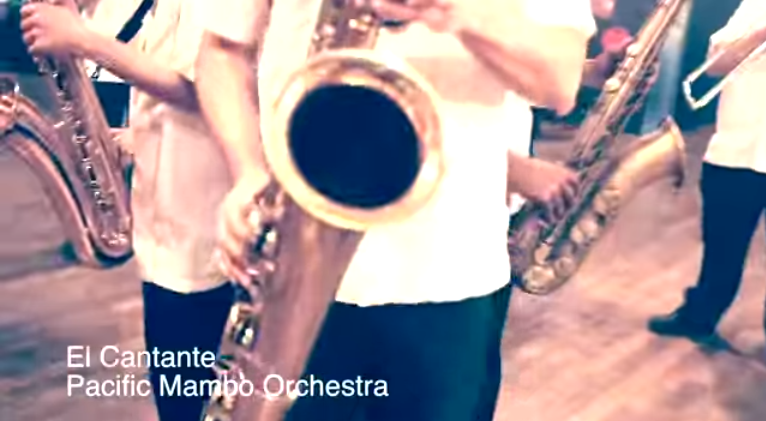 Pacific Mambo Orchestra Video 3