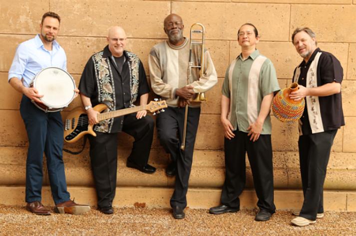 Wayne Wallace Latin Jazz Quintet
