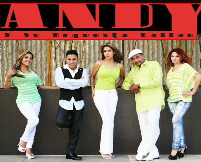 Andy y su Orquesta Callao