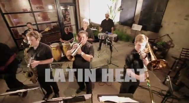 Orquesta Latin HEAT Video 1