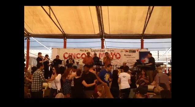 Orquesta Latin HEAT Video 2