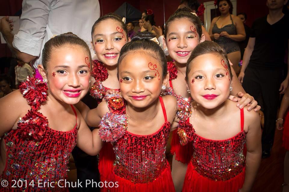 Montuno Stars Salsa Team Kids