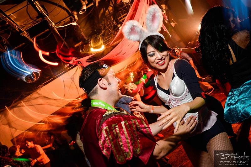 2016 halloween salsa parties - Halloween Bay Area Events
